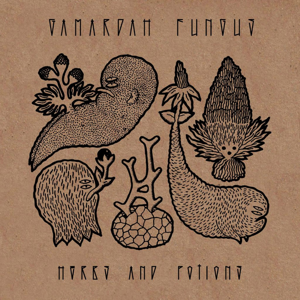 Gamardah Fungus - Herbs and Potions (2016)