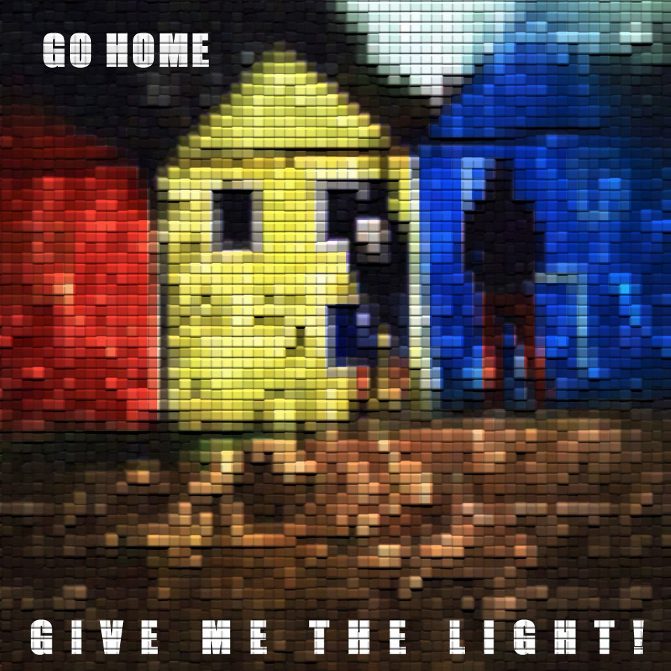 Give me the Light! – Go Home (Single 2016)