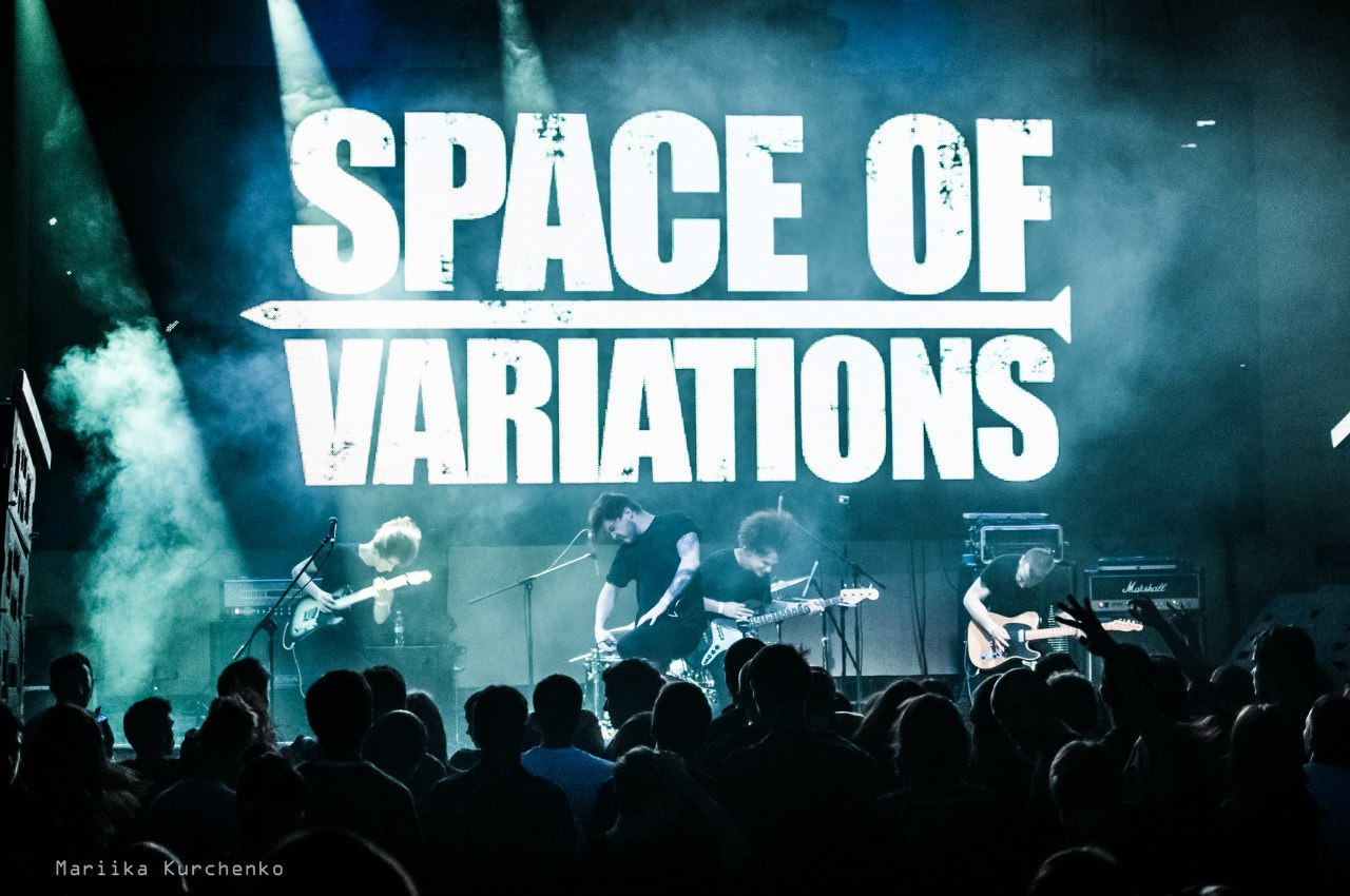 Space Of Variations - Deadlight (Music Video 2016)