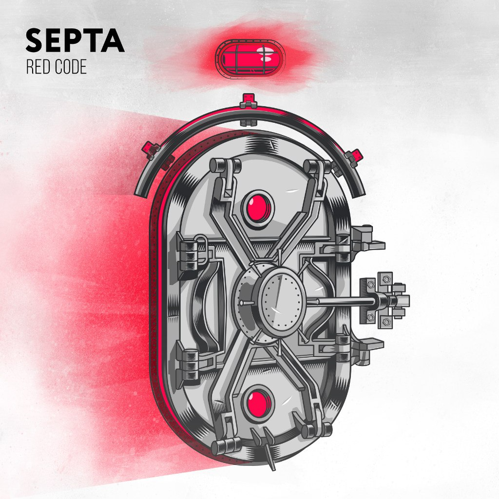 Septa - Red Code (Single 2016) | Overdrive.com.ua