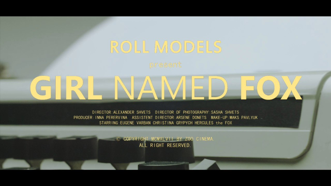 Roll Models - Girl Named Fox | Overdrive.com.ua