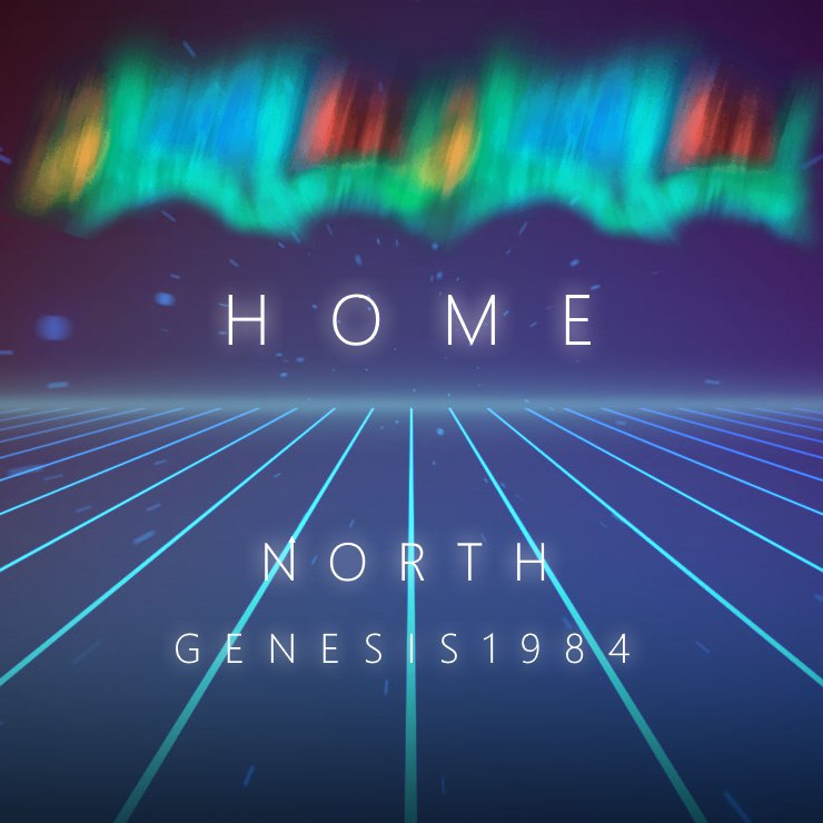North – Home (feat. Genesis 1984) | Overdrive.com.ua