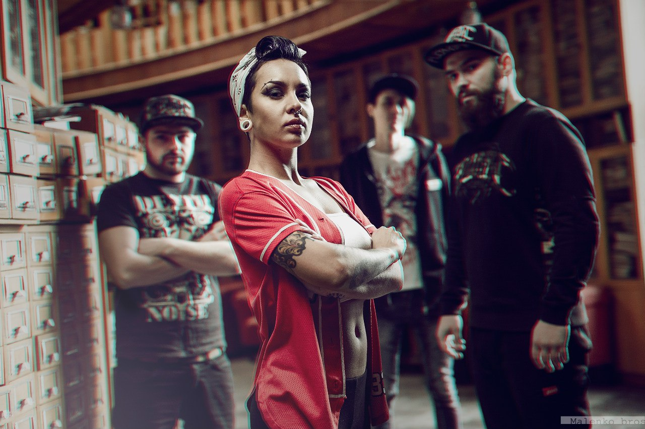 JINJER - Live in Madrid | Overdrive.com.ua