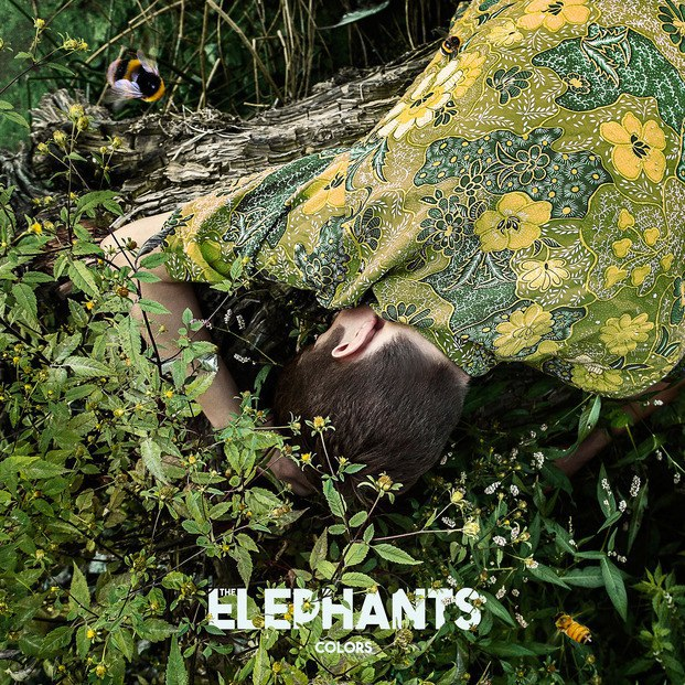 The Elephants - COLORS (2016)