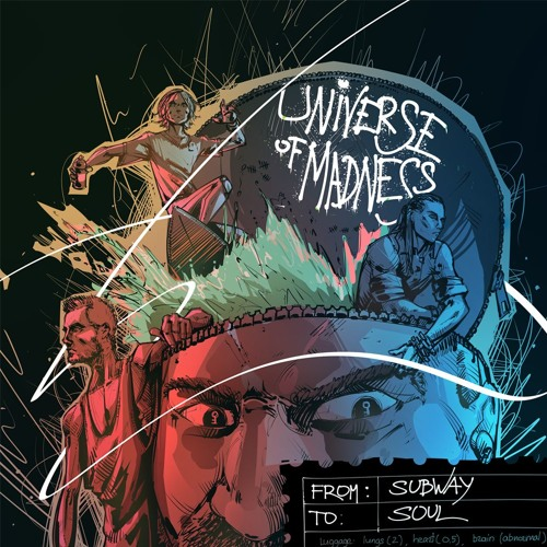 From Subway To Soul - Universe of Madness (2017)