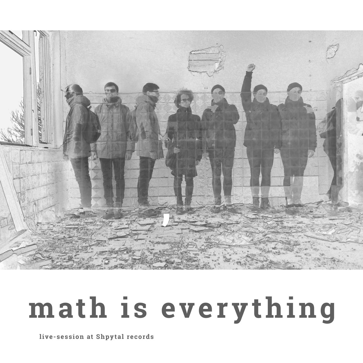 Dreadnought - Math is everything (live-session)